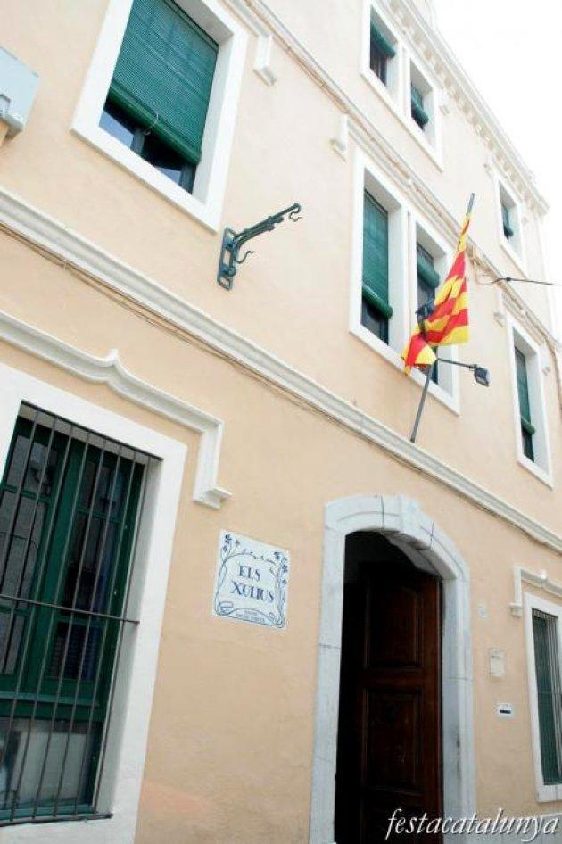 Sant Pere de Ribes - Cases d'Americanos (els Xulius)