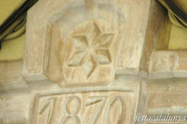Sant Pere de Ribes - Cases d'Americanos (Casa Carbonell)