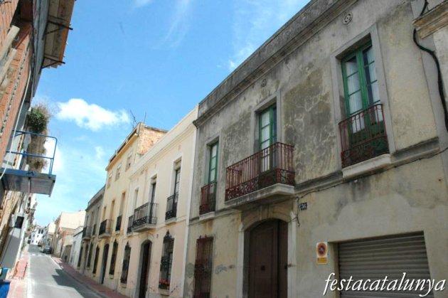Sant Pere de Ribes - Cases d'Americanos (can Joan Giralt)