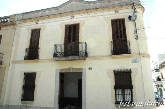 Sant Pere de Ribes - Cases d'Americanos (can Panxo)