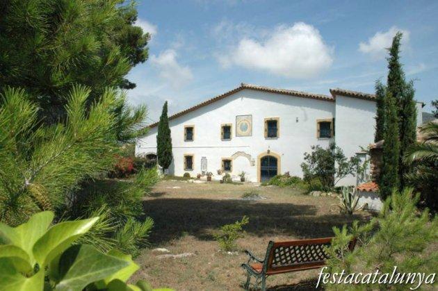 Sant Pere de Ribes - Can Vidal de la Serra