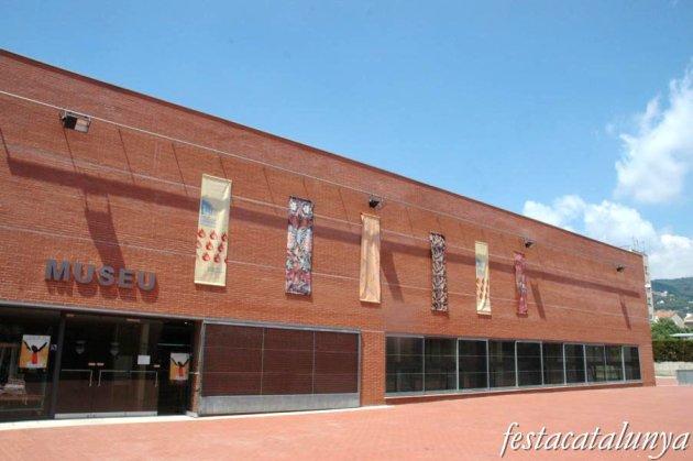 Premià de Mar - Museu de l'Estampació Tèxtil a l'Antiga Fàbrica del Gas
