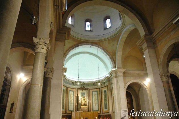 Vilassar de Dalt - Església parroquial de Sant Genís