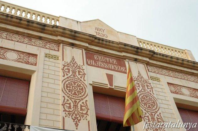 Vilassar de Dalt - Centre Vilassarenc