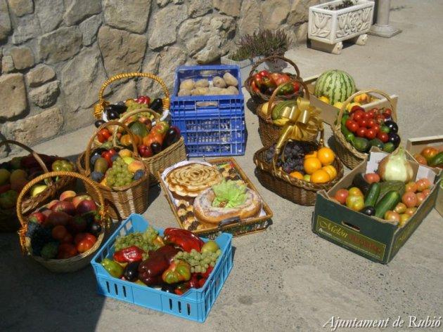 Rubió - Festa d'Ofrena de Fruits del Camp (Foto: Ajuntament de Rubió)