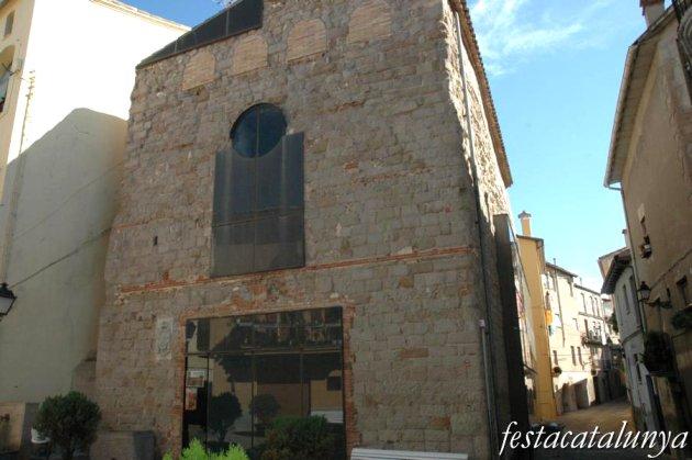 Gironella - Església Vella de Santa Eulàlia