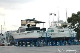 Sant Carles de la Ràpita - Port dels Alfacs