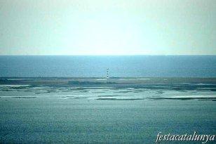 Sant Carles de la Ràpita - Salines de la Trinitat a la península de la Banya