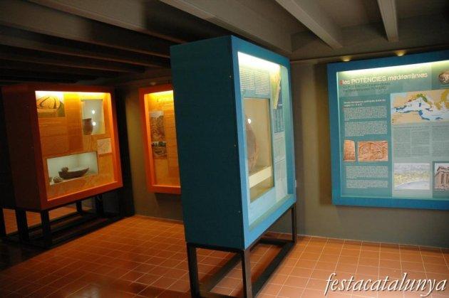 Alcanar Centre d'Interpretació del món ibèric a la Casa O'Connor