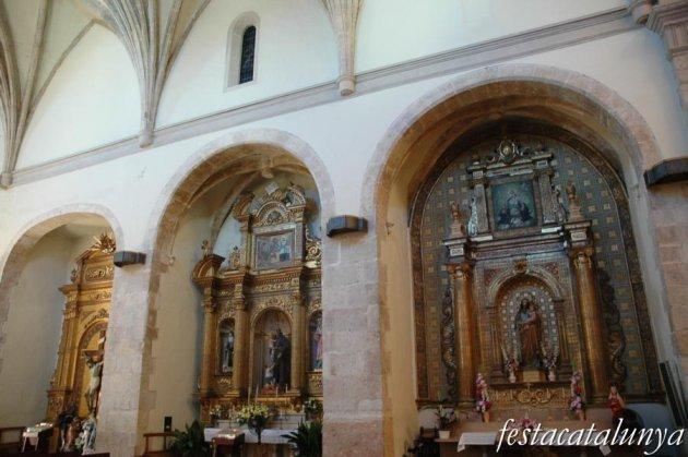 Alcanar - Església parroquial de Sant Miquel