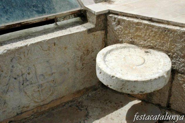 Alcanar - Cisterna del Vall