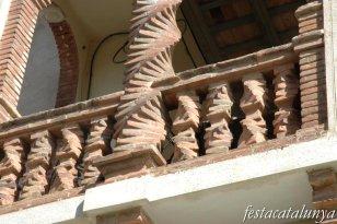 Hostalric - Antic convent i claustre de Sant Francesc de Paula