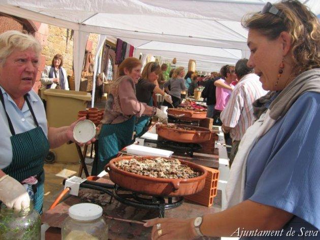 Seva - Festa del Bolet (Foto: Ajuntament de Seva)