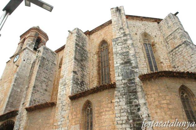 Ulldecona - Església parroquial de Sant Lluc