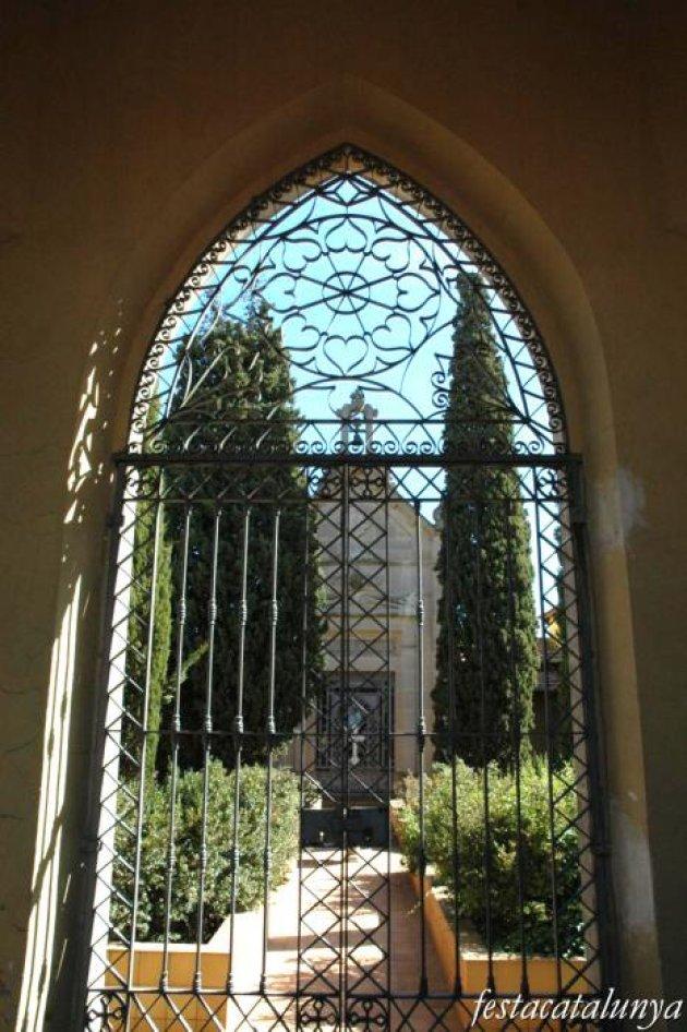 Montornès de Segarra - Cementiri modernista