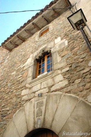 Anglès - Carrer d'Avall: can Bernades