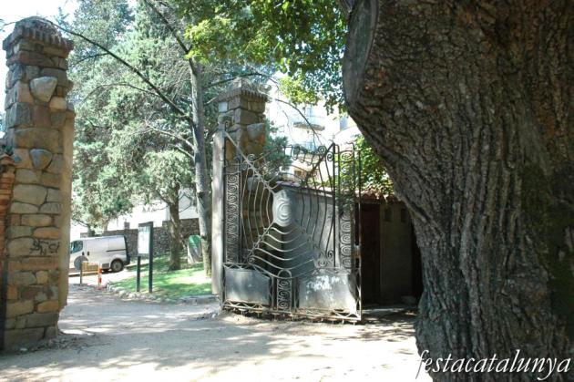Anglès - Jardins de can Cendra