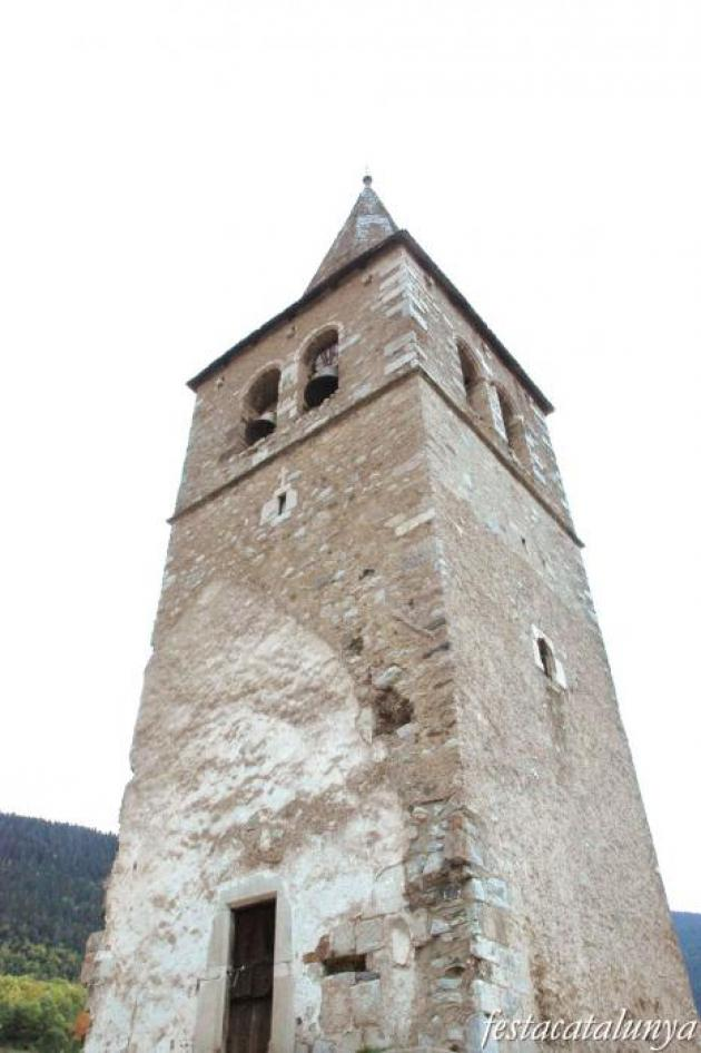 Vielha e Mijaran - Glèisa de Sant Sernilh de Betren