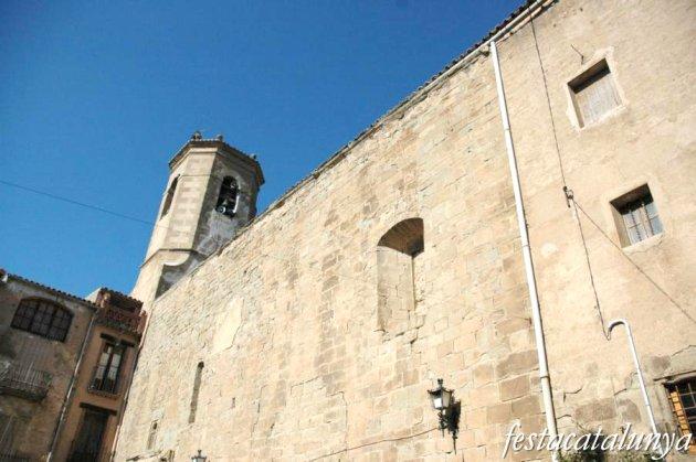 Torà - Església parroquial de Sant Gil