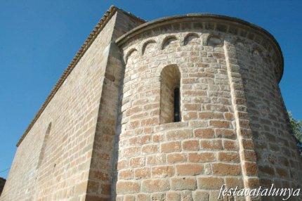 Torà - Santa Maria de l'Aguda
