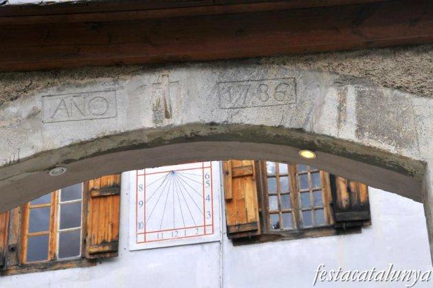 Vilamòs - Ecomusèu çò de Joanchiquet (Vista panoràmica)