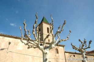 Santa Eulàlia de Riuprimer - Església parroquial de Santa Eulàlia