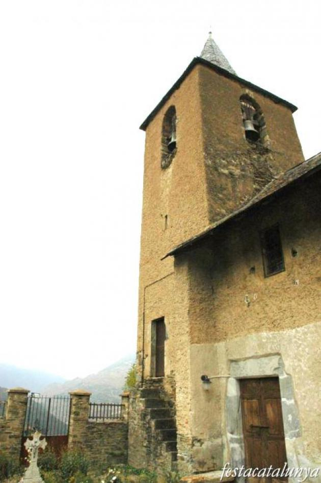 Vielha e Mijaran - Glèisa de Sant Pèir de Betlan