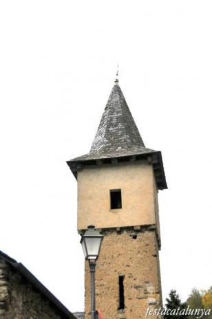 Vielha e Mijaran - Glèisa de Sant Martin d'Aubèrt