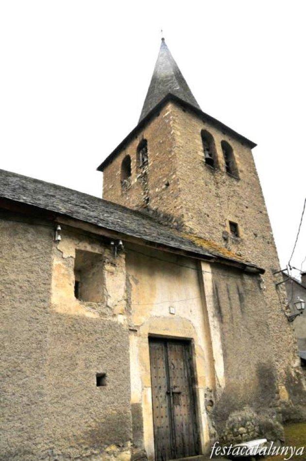 Vielha e Mijaran - Glèisa de Sant Tomàs de Casarilh