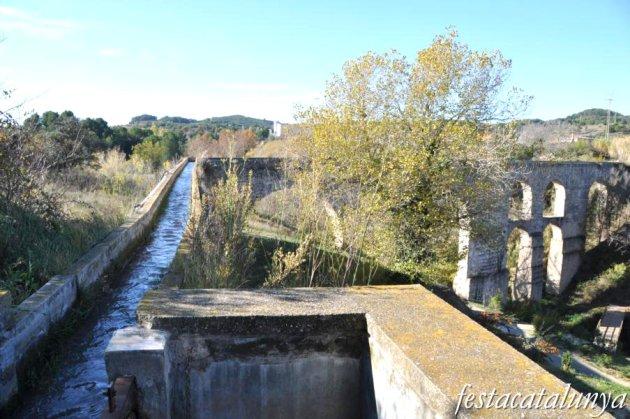 Sant Pere de Riudebitlles - Aqüeducte o Pont Nou