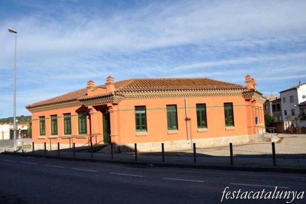Sant Pere de Riudebitlles - Escoles Velles