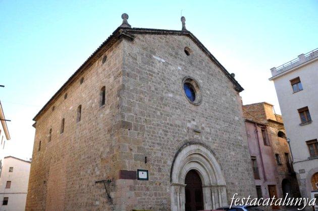 Sant Pere de Riudebitlles - Església parroquial de Sant Pere