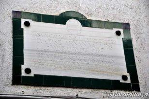 Sant Pere de Riudebitlles - Nucli antic