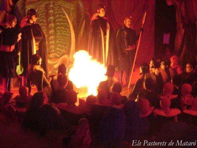Matar� - Els Pastorets (Foto: Els Pastorets de Matar�)