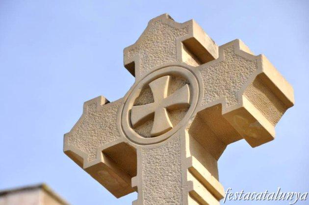 Santa Fe del Penedès - Creu de terme