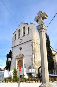 Santa Fe del Penedès - Església parroquial de Santa Maria