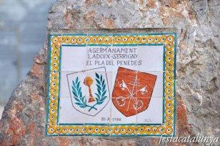 Pla del Penedès, El - Nucli antic