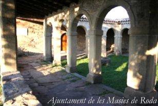 Masies de Roda, Les - Santa Magdalena de Conangle