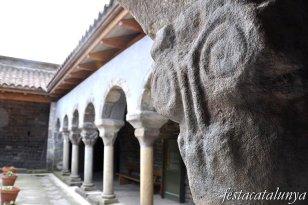 Masies de Roda, Les - Monestir de Sant Pere de Casserres