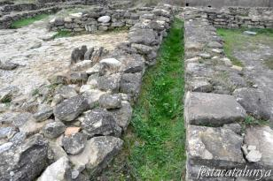 Masies de Roda, Les - L'Esquerda: poblat ibèric i medieval