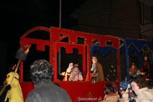 Santa Eulàlia de Riuprimer - Cavalcada de Reis i Pessebre Vivent (Foto: Ajuntament de Santa Eulàlia de Riuprimer)