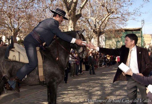 Sant Cugat del Vall�s - Festa de Sant Antoni (Foto: Ajuntament de Sant Cugat del Vall�s)