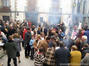 Castellterçol - Sant Fruitós, Festa Major d'Hivern (Foto: Ajuntament de Castellterçol)