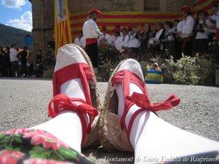 Santa Eulàlia de Riuprimer - Caramelles (Foto: Ajuntament de Santa Eulàlia de Riuprimer)