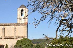 Sant Llorenç d'Hortons - Església parroquial de Sant Llorenç