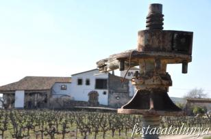 Sant Llorenç d'Hortons - Terme municipal