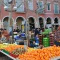 Mercat dels dissabtes de Vilafranca del Penedès