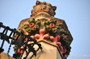 Sant Sadurní d'Anoia - Ruta Modernista - Ca la Maria Sàbat