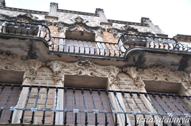Sant Sadurní d'Anoia - Ruta Modernista - Cal Barber