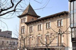 Vilafranca del Penedès - Casa Berger Balaguer